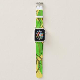 Bracelet Apple Watch Feuille de Kenneth Yoncich