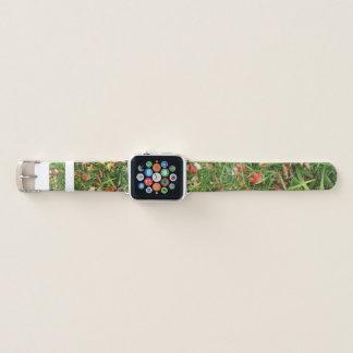 Bracelet Apple Watch Feuille tombé par automne