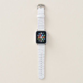 Bracelet Apple Watch Fissures