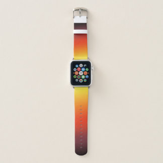 Bracelet Apple Watch Gradient du feu