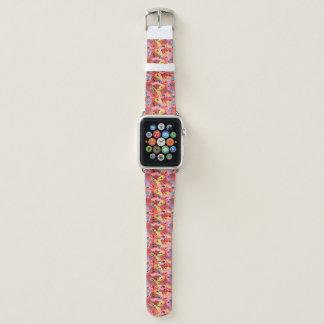 Bracelet Apple Watch Grenouilles de jungle
