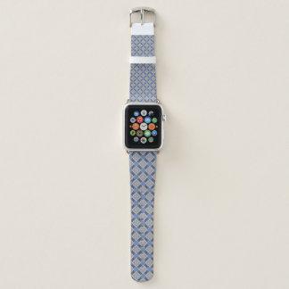 Bracelet Apple Watch Grille fanée de cercle par Kenneth Yoncich