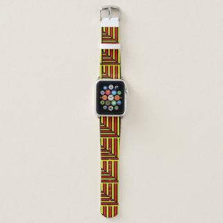 Bracelet Apple Watch Illusion des boîtes neutres