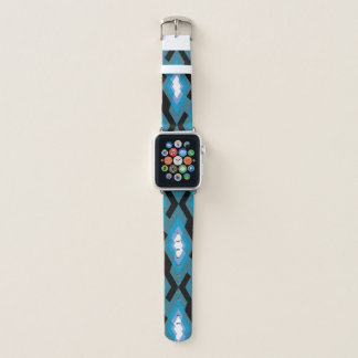 Bracelet Apple Watch Kilts de tartan