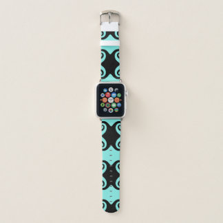 Bracelet Apple Watch Le remous fait sur commande forme le Celtic tribal