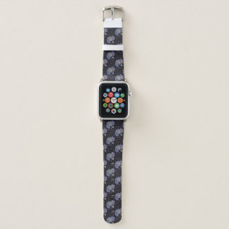 Bracelet Apple Watch Lézard de Zentangle
