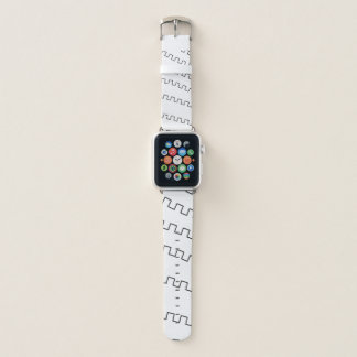 Bracelet Apple Watch Lignes de tirette