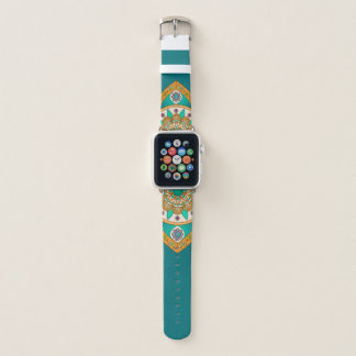 Bracelet Apple Watch Mandala Lima