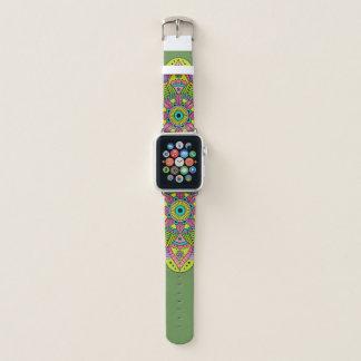 Bracelet Apple Watch Mandala Satu