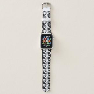 Bracelet Apple Watch Moutons de Versa de visa