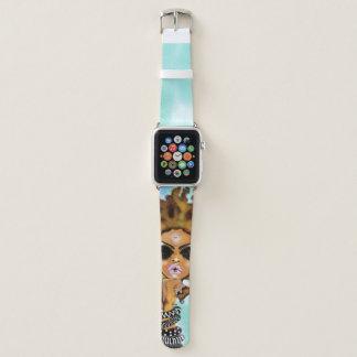 Bracelet Apple Watch Namaste Apple observent