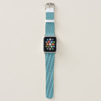 Bracelet Apple Watch Norme de symbole de zodiaque de Verseau par