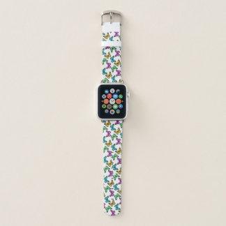Bracelet Apple Watch Papillons