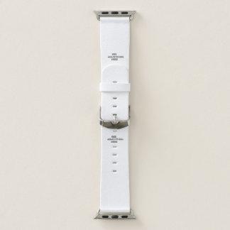 Bracelet Apple Watch Personnalisez