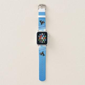 Bracelet Apple Watch Petite orque mignonne dans l'océan