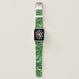 Bracelet Apple Watch Pixels 2 de Camo