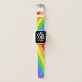 Bracelet Apple Watch Plein spectre