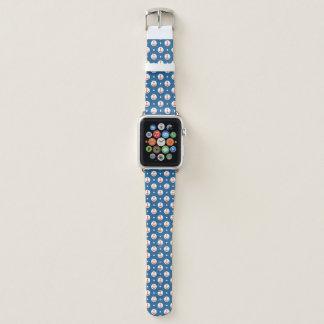 Bracelet Apple Watch Points d'ancre