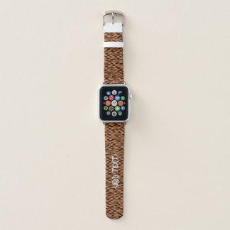 Bracelet Apple Watch Rayures de zèbre
