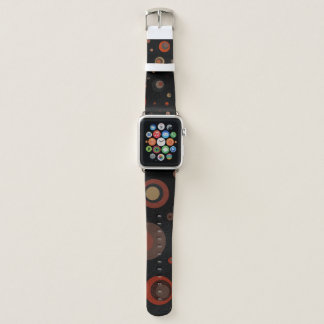 Bracelet Apple Watch Rétros cercles