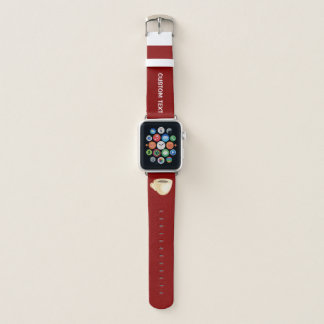 Bracelet Apple Watch Tasse de café