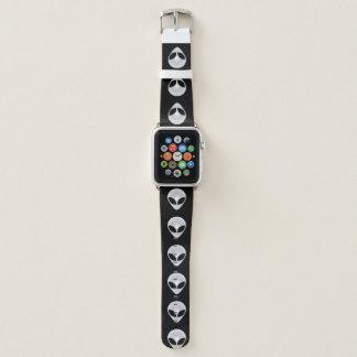 Bracelet Apple Watch Têtes étrangères