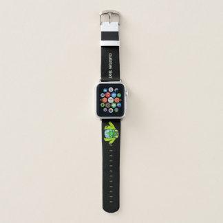 Bracelet Apple Watch Veste de globe