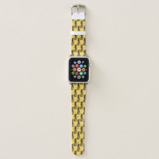 Bracelet Apple Watch Zigzags d'ananas