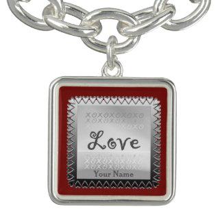 Bracelet Avec Breloques braclet d'amour