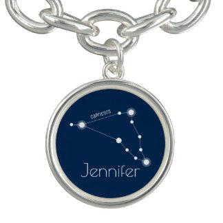 Bracelet Constellation personnalisée de zodiaque de