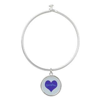 Bracelet de bracelet avec le charme rond