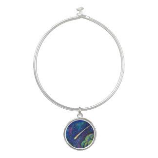 Bracelet de bracelet d'étoile de l'espace