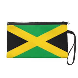 Bracelet de drapeau de la Jamaïque Sac À Main Avec Dragonne