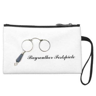 Bracelet de festival de Bayreuth Mini-pochette Simili Daim