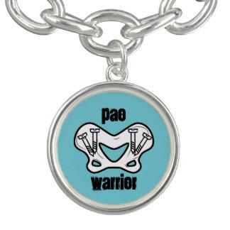 Bracelet de hanche de double de guerrier de PAO