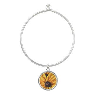 Bracelet de Susan observé par noir avec le charme