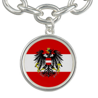 Bracelet Drapeau autrichien