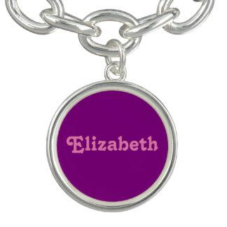 Bracelet Elizabeth de charme