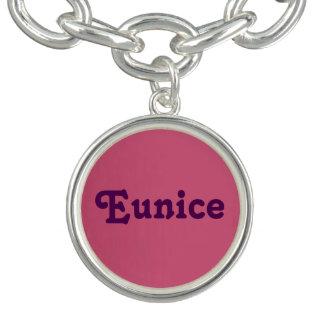 Bracelet Eunice de charme
