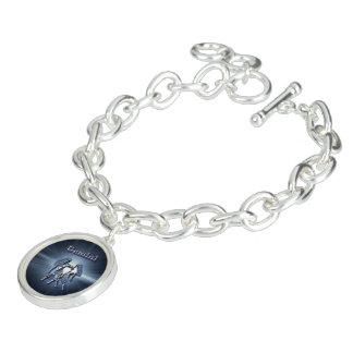 Bracelet Gémeaux de chrome