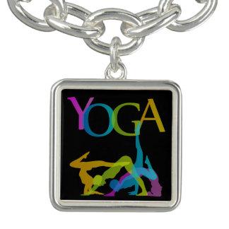 Bracelet Poses de yoga