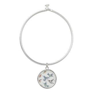 Bracelet Rigide Colibris