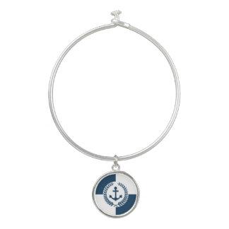 Bracelet Rigide Conception orientée nautique