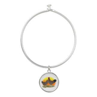 Bracelet Rigide Lever de soleil du Sussex