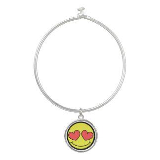 Bracelet Rigide Visage d'amour