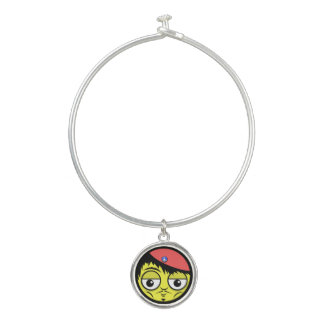 Bracelet Rigide Visage français