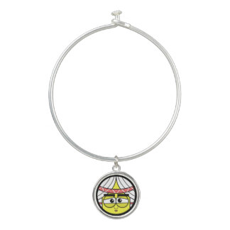 Bracelet Rigide Visage indigène