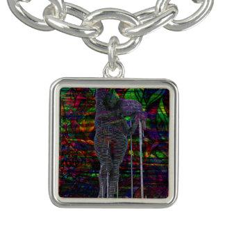 Bracelets Avec Breloques Déesse abstraite de Verseau