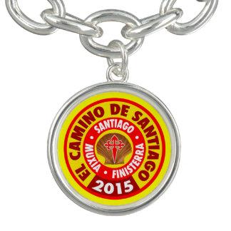 Bracelets Avec Breloques EL Camino De Santiago 2015