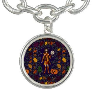 Bracelets Avec Breloques Féerie d'automne
